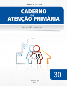 Capa de Livro: Cadernos de Atenção Básica, n. 30 - Procedimentos