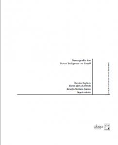 Capa de Livro: Demografia dos povos indígenas no Brasil
