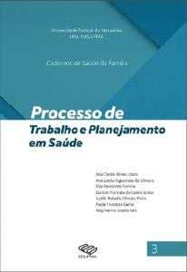 Capa de Livro: Processo de trabalho e planejamento em saúde