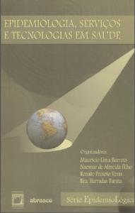 Capa de Livro: Epidemiologia, serviços e tecnologias em saúde
