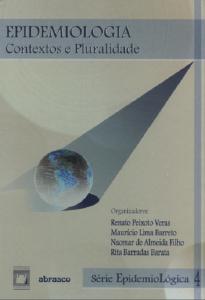 Capa de Livro: Epidemiologia: contextos e pluralidade
