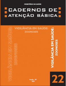 Capa de Livro: Cadernos de Atenção Básica, n. 22 - Vigilância em saúde : Zoonoses