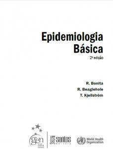 Capa de Livro: Epidemiologia Básica - 2a edição