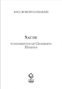 Capa de Livro: Saúde: fundamentos de geografia humana