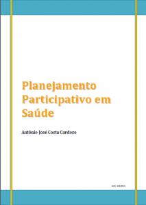 Capa de Livro: Planejamento Participativo em Saúde