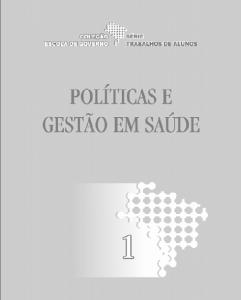 Capa de Livro: Políticas e Gestão em Saúde