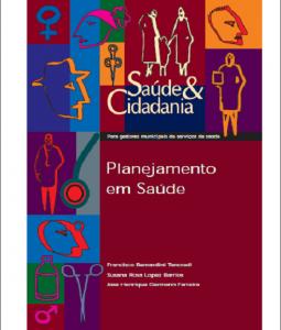 Capa de Livro: Planejamento em Saúde, volume 2