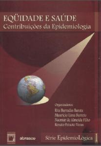 Capa de Livro: Equidade e saúde: contribuições da epidemiologia