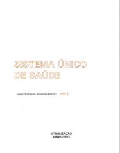 Capa de Livro: Sistema Único de Saúde