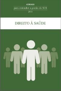 Capa de Livro: Direito à Saúde