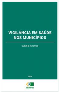 Capa de Livro: Vigilância em saúde nos municípios